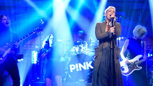 S43E3 P!nk: What About Us
