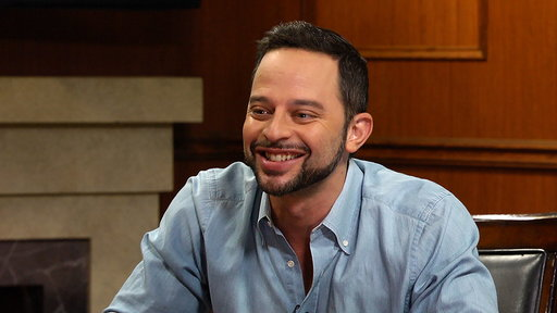 Larry King Now S06E37 Nick Kroll on 'Big Mouth,' His Comedic Inspirations, & Finding Love
