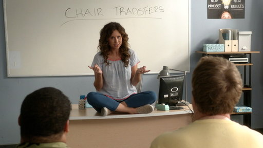 Speechless S02E04 T-R-- TRAINING D-A-- DAY