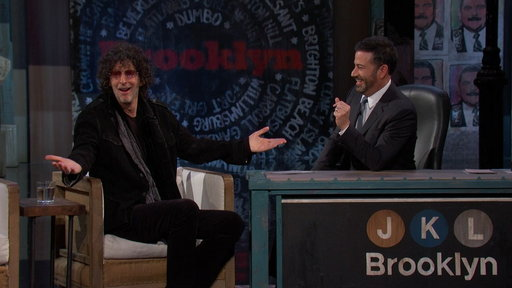 S15E134 Howard Stern's FULL INTERVIEW with Jimmy Kimmel