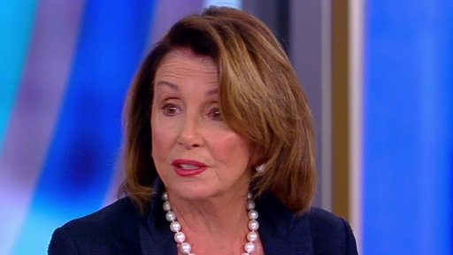 """S21E33 """"The Political View"""" With House Democratic Leader Nancy Pelosi"""