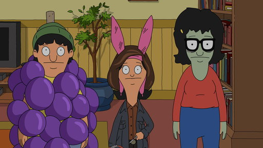 Bob's Burgers S08E03 The Wolf of Wharf Street