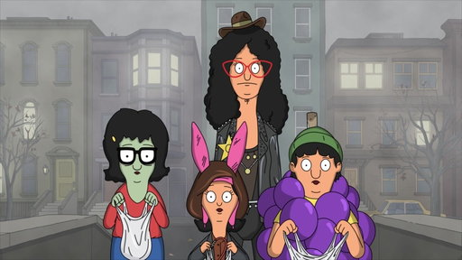 S8E3 Linda & The Kids Go Searching For The Wonder Wolf