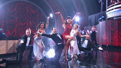Dancing With the Stars S25E07 Week 6
