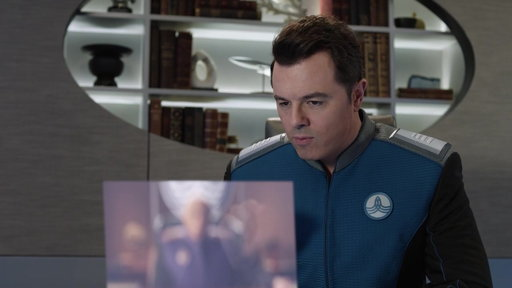 """S01E08 Ed Receives A Call From Admiral Tucker from """"Into the Fold"""""""