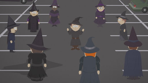 S21E06 Stephen's a Bad Witch