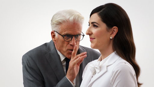 S2E6 How Michael Stole Janet from the Good Place