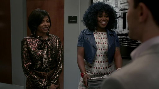 S04E05 Cookie & Porsha Give Reporters A Tour Of Empire