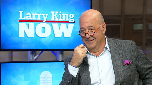 Larry King Now S06E44 Andrew Zimmern on Food, Travel, & Addiction