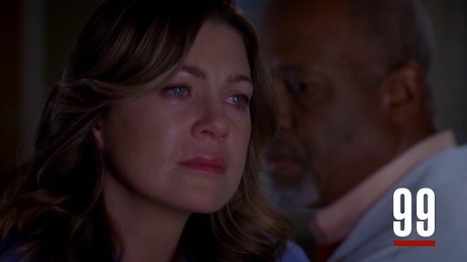 S14E7 Grey's Anatomy: 300 Episodes in 300 Minutes