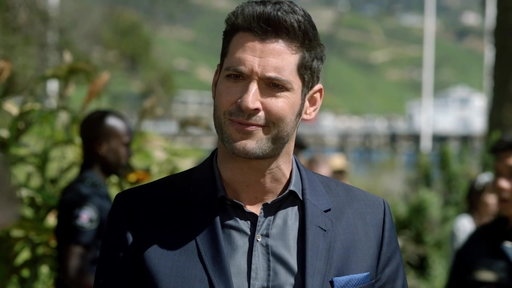 S03E07 Lucifer Juggles Silicon Breast Implants