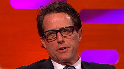 S22E7 Hugh Grant Fired His Agent Because He Saw His Anus