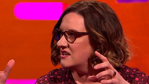 S22E7 Sarah Millican Was Bitten On the Nipple by a Mosquito