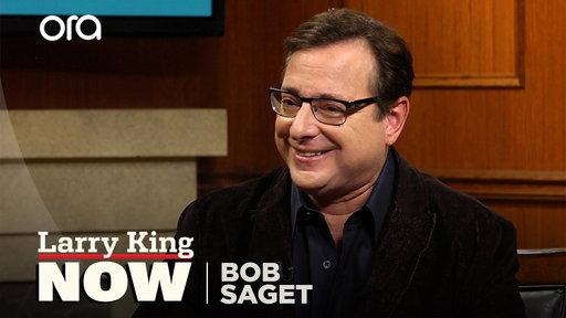 Larry King Now S06E50 Bob Saget on 'Fuller House,' Harvey Weinstein, and His New Comedy Special
