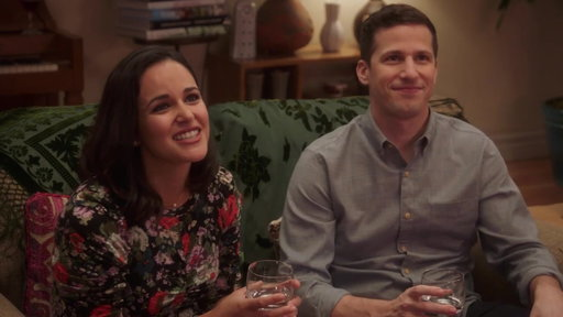 """S05E07 Jake & Amy's Dads Get Drunk & Things Get Competitive From """"Two Turkeys"""""""
