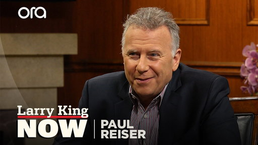 Larry King Now S06E51 Paul Reiser on 'Stranger Things,' Stand-up, & Johnny Carson