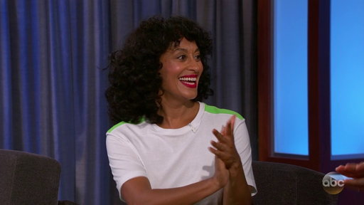 S15E152 Tracee Ellis Ross on Her Mom Diana & Hosting the AMAs