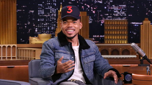 S5E28 Chance the Rapper Wishes He Could Hang with Drake More