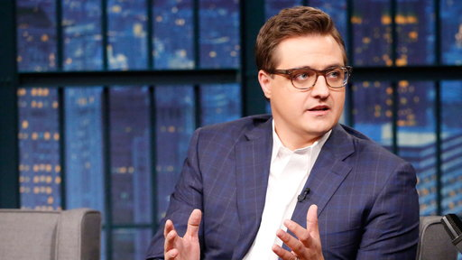 S5E28 Chris Hayes' Theory About What Motivates Donald Trump
