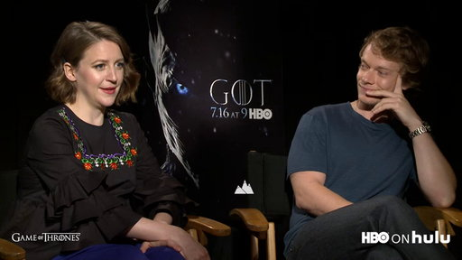 S7E0 Would You Rather With the Cast of Game of Thrones - Gold or Mountain