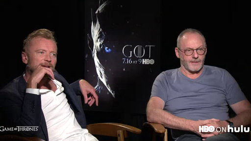 S7E0 Would You Rather With the Cast of Game of Thrones - Necklace or Do Over
