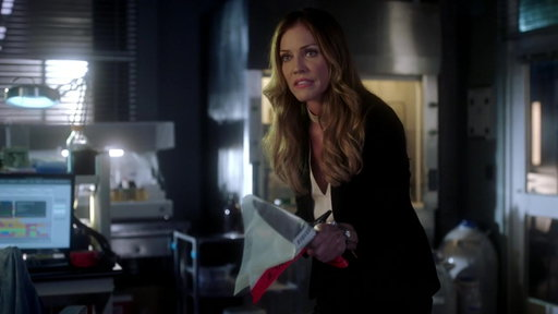 """S03E08 Charlotte Tries To Address The Darkness Lizzie See's In Her From """"Chloe Does Lucifer"""""""
