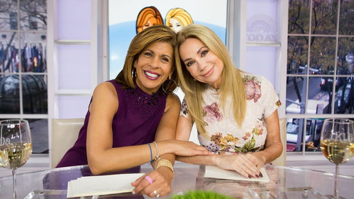 S0E0 Kathie Lee Gifford and Hoda Kotb Ask Viewers to Share Why They're Thankful