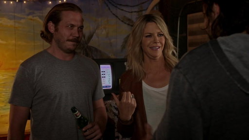 """S2E7 Mickey & Jimmy Bump Into An Old Friend At The Bar from """"The Homecoming"""""""