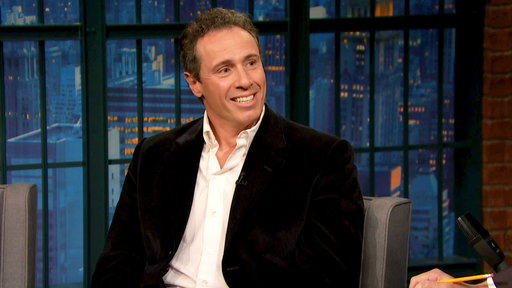 Late Night with Seth Meyers S05E31 Chris Cuomo, Tim Meadows, Kenny DeForest