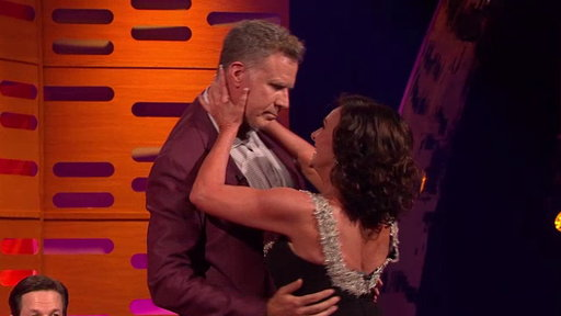 S22E8 Will Ferrell Learns to Dance With Shirley Ballas