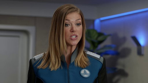S1E11 Kelly Suggest John As The New Chief Engineer