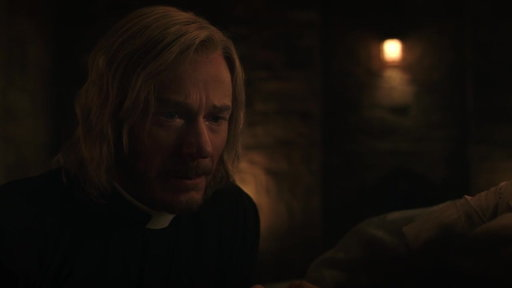 S2E8 Marcus Talks To His Possessed Wife