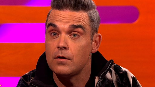 S22E09 Robbie Williams Hid Geri Halliwell in the Boot of His Car