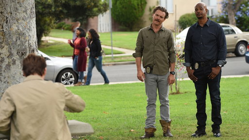 Lethal Weapon S02E09 Fools Rush In