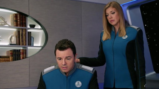 S01E12 Ed & Kelly Receive Orders From Their Admiral
