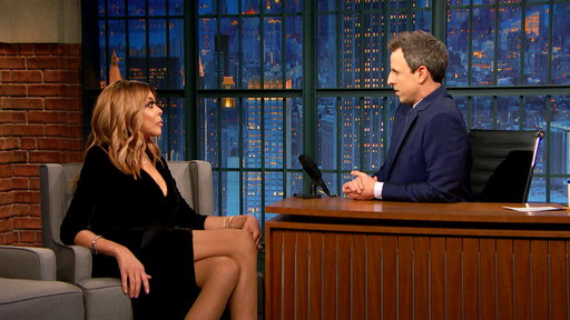 Late Night with Seth Meyers S05E40 Wendy Williams, Mike Birbiglia