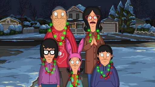 S8E6 How the Belchers Stole Christmas