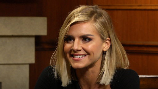 S6E63 Eliza Coupe opens up about Glenne Headly's passing