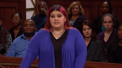 Divorce Court S19E72 Manning vs Curtis