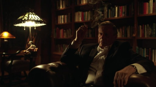 "S11E01 The Cigarette Smoking Man Tells the Story of Life in the World from ""My Struggle III"""