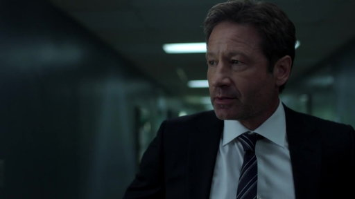 """S11E01 Scully Has a Seizure & Is Unconscious from """"My Struggle III"""""""