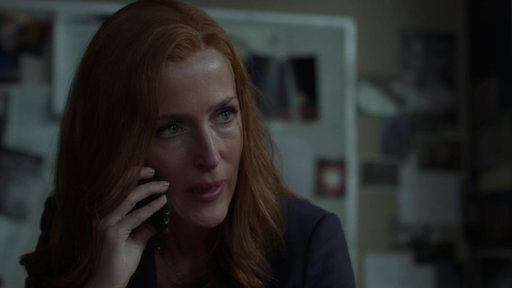 """S11E01 Scully Can't Find Her Son from """"My Struggle III"""""""
