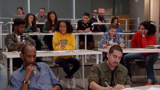 grown-ish S01E01 Late Registration