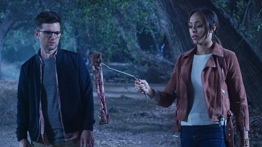 Ghosted S01E09 Snatcher