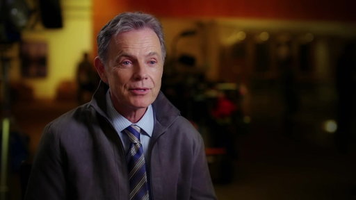 S1E0 Bruce Greenwood as Dr. Randolph Bell