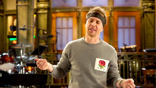 S43E12 Sam Rockwell Cannot Be Surprised