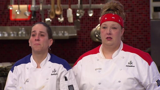 Season 17, Episode #12 Robyn & Jennifer Wait For The Winner To Be Revealed Screenshot