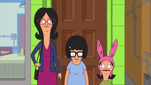 S8E8 Linda Takes The Girls Out