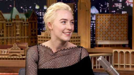 The Tonight Show Starring Jimmy Fallon S05E56 Saoirse Ronan, Timothée Chalamet, Camila Cabello