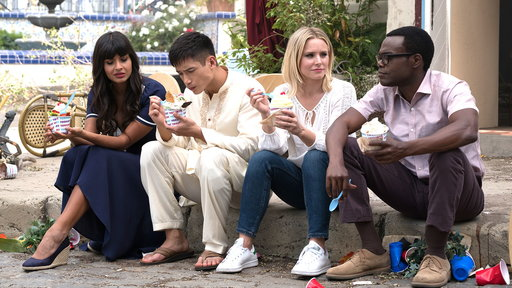 The Good Place S02E09 Best Self